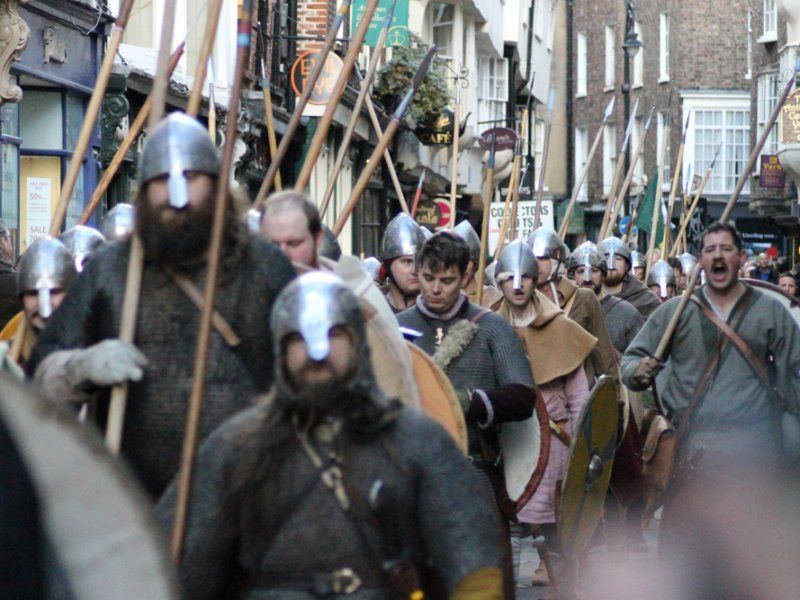 An Annual Celebration of York's Viking History
