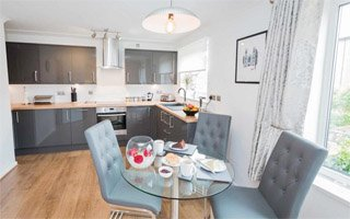 Cloisters Walk Apartment York - Booking Image
