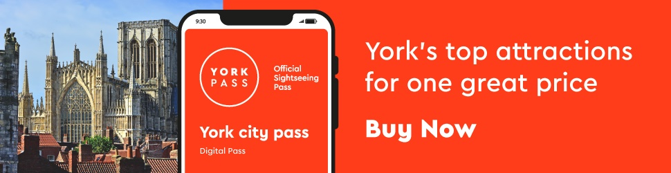 Save money with the York Pass