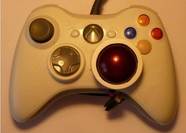 The Trackball Controller Improving The Analog Stick