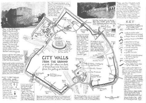 map-of-walls-trail-at-ground-level