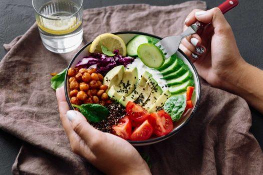dieta vegana malnutrición