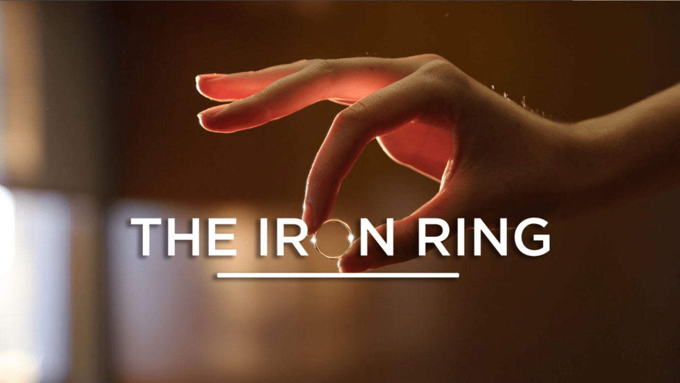 Screenshot from The Iron Ring video