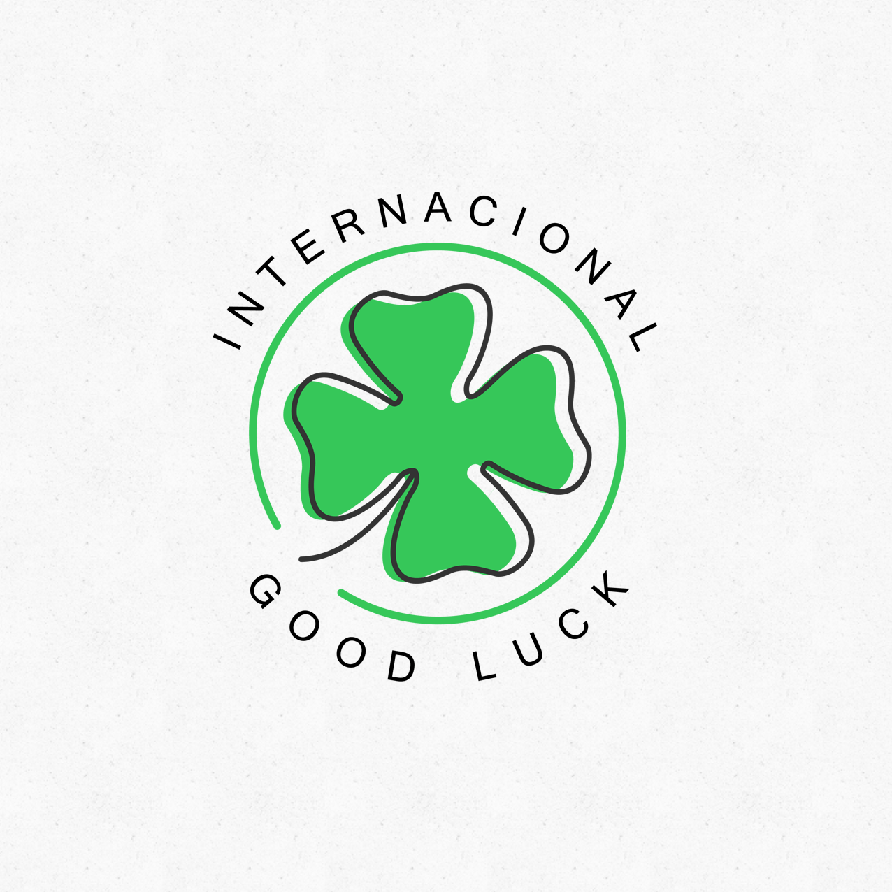 Diseño de isologo para Internacional Good Luck