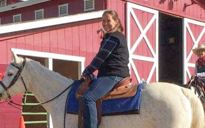 New Equestrian Center page!