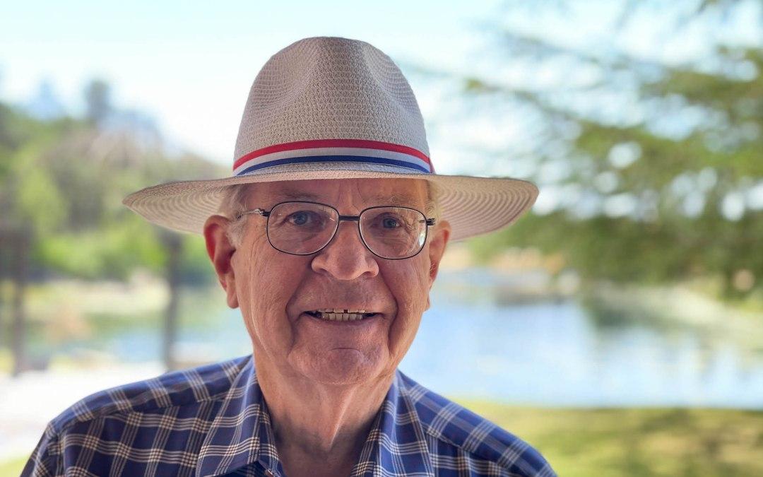 Mark Zoeller, YLOA treasurer