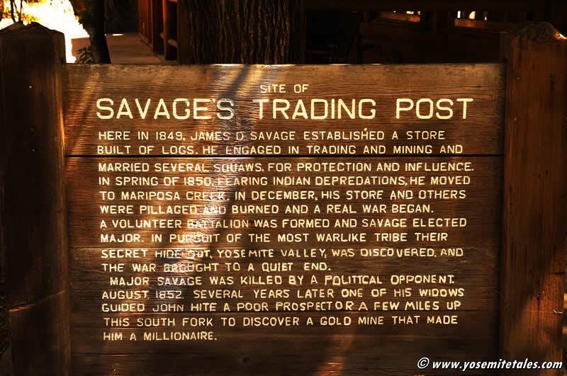 Savage Landmark