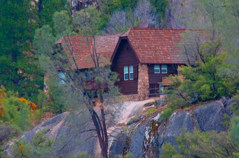 Hetch Hetchy House