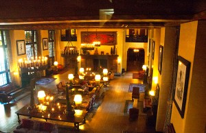 Lodge Hall at the Ahwahnee