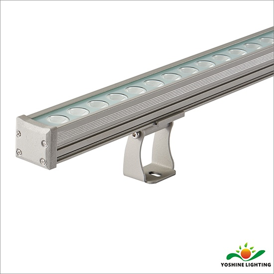 linear accent lighting direct view