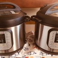 わが家のインスタントポット(Instant Pot)保有数が2つになる・・