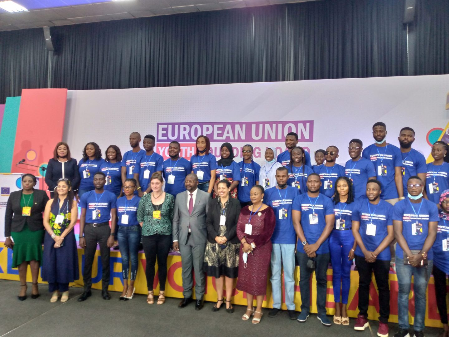 Read more about the article 25 Nigerian Youths become members European Youths Sounding Board