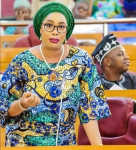Read more about the article Lagos Female Lawmaker, Alli-Macaulay Advocates Girl Child Policies for Active Political Participation