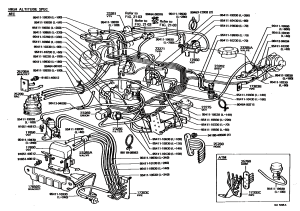 Need a 1981 CA vacuum diagram, FSM downloadpic is Ideal