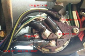 Replace Ignition with Toggle & Pushbutton Start  YotaTech Forums