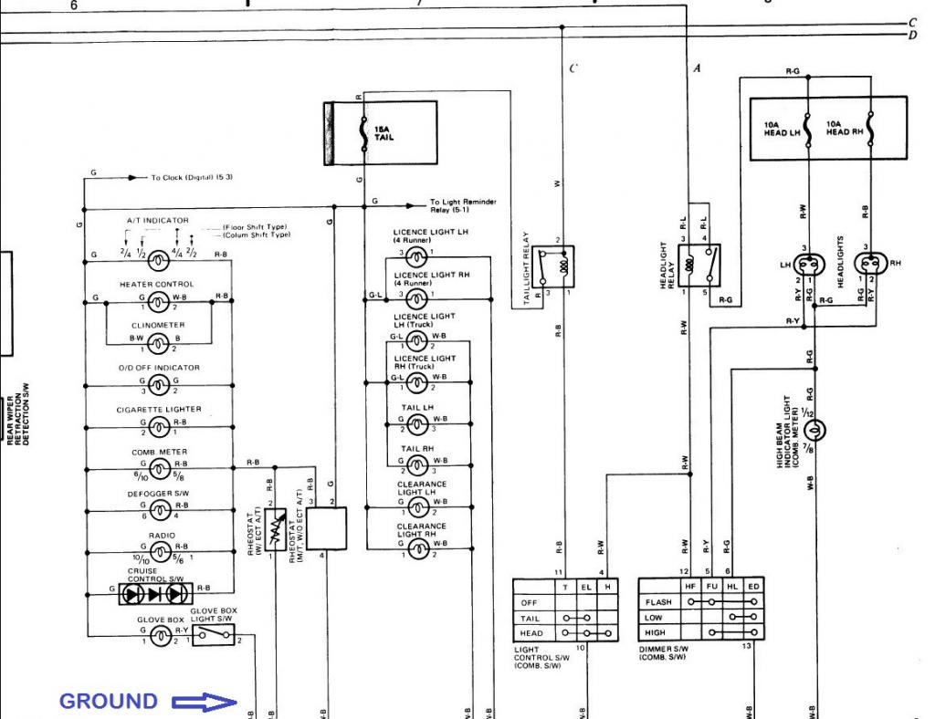 Nissan Pathfinder Stereo Wiring Diagram
