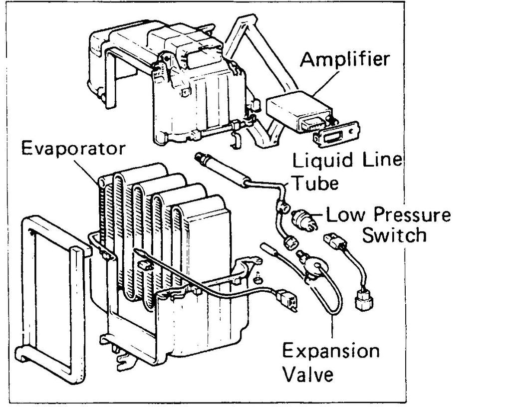 A C Compressor Clutch Wiring Diagram