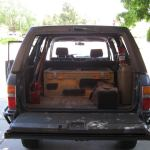 Lets See Your 1st Gen 4runner Cargo Storage Sleeping Builds Yotatech Forums