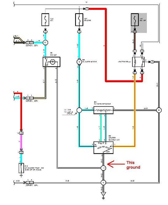 blower motor switch help  yotatech forums