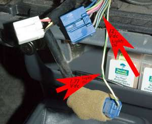 Illumination wire  CD Stereo Radio install  YotaTech Forums