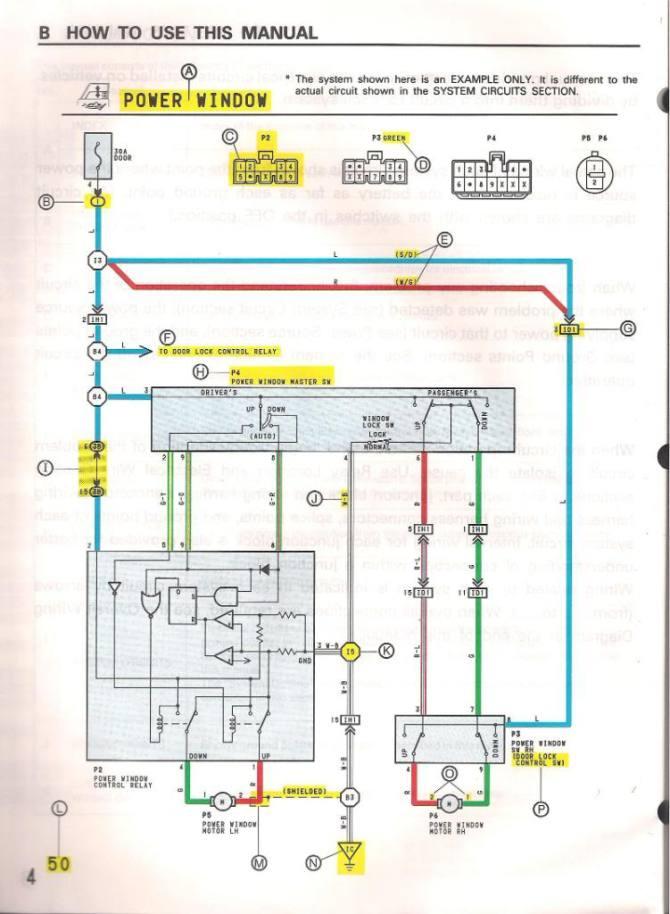 1993 ls400 1uzfe wiring diagram  yotatech forums