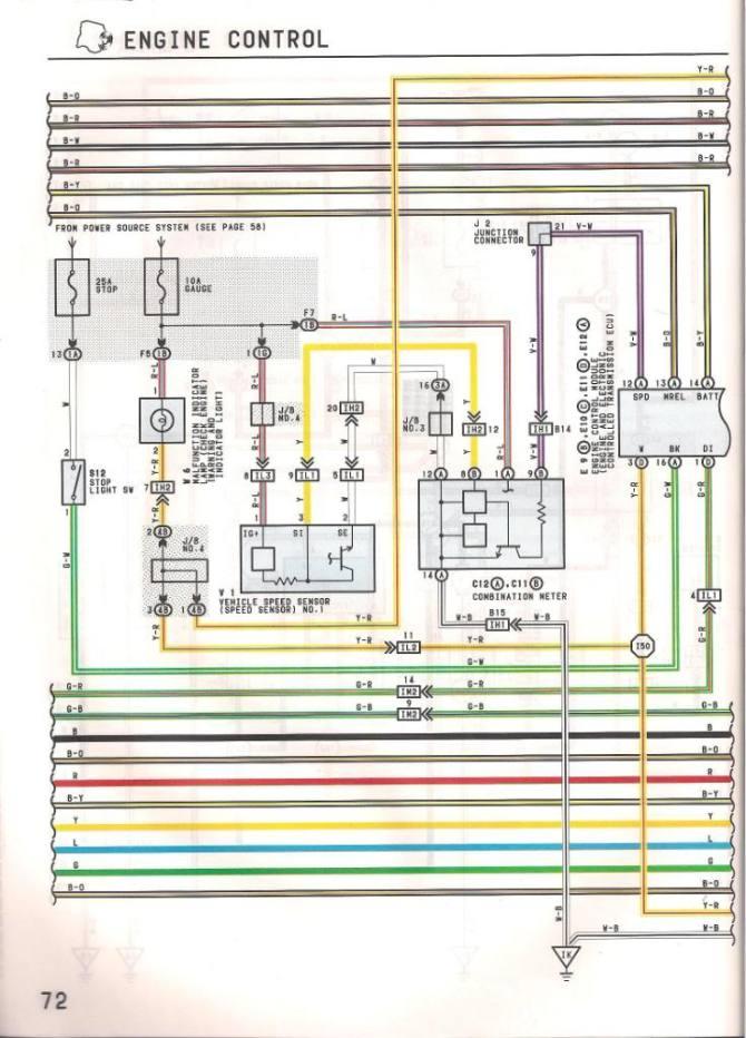 1993 lexus ls400 wiring diagram  description wiring