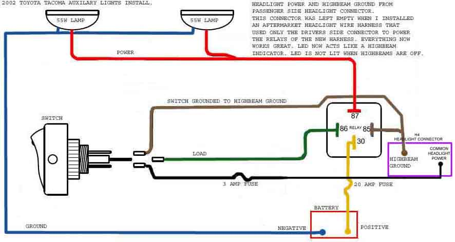 kc light wiring harness   23 wiring diagram images