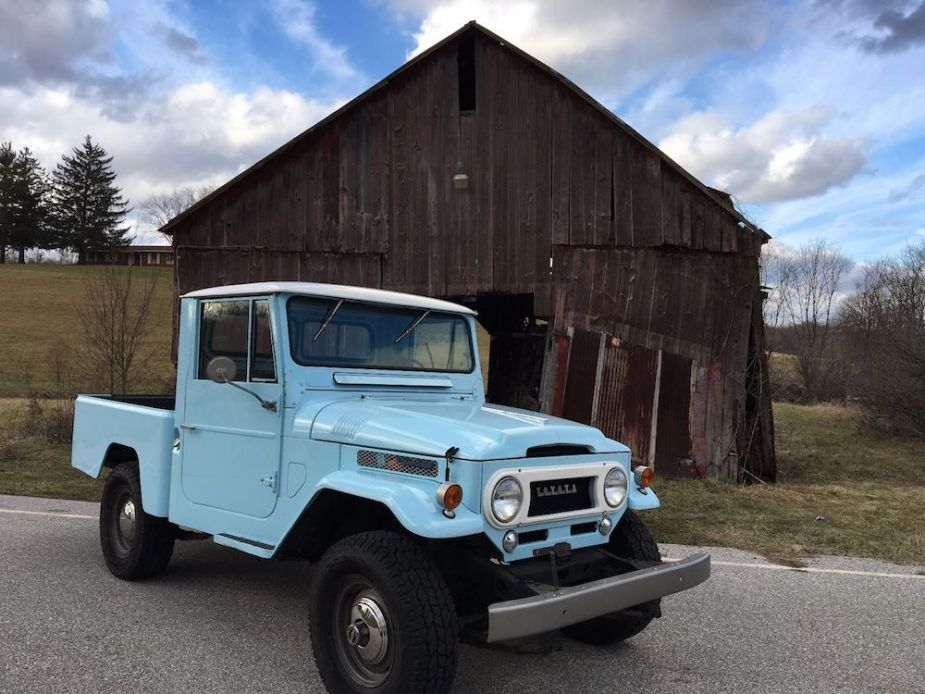 Beautiful 1964 Toyota FJ45 Is Someone's New Daily - YotaTech