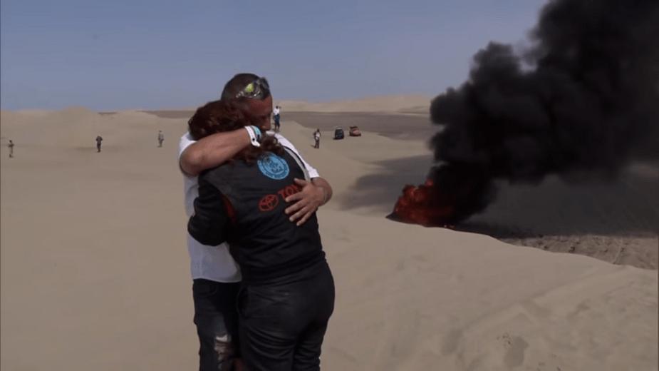 2018 Dakar Rally Toyota