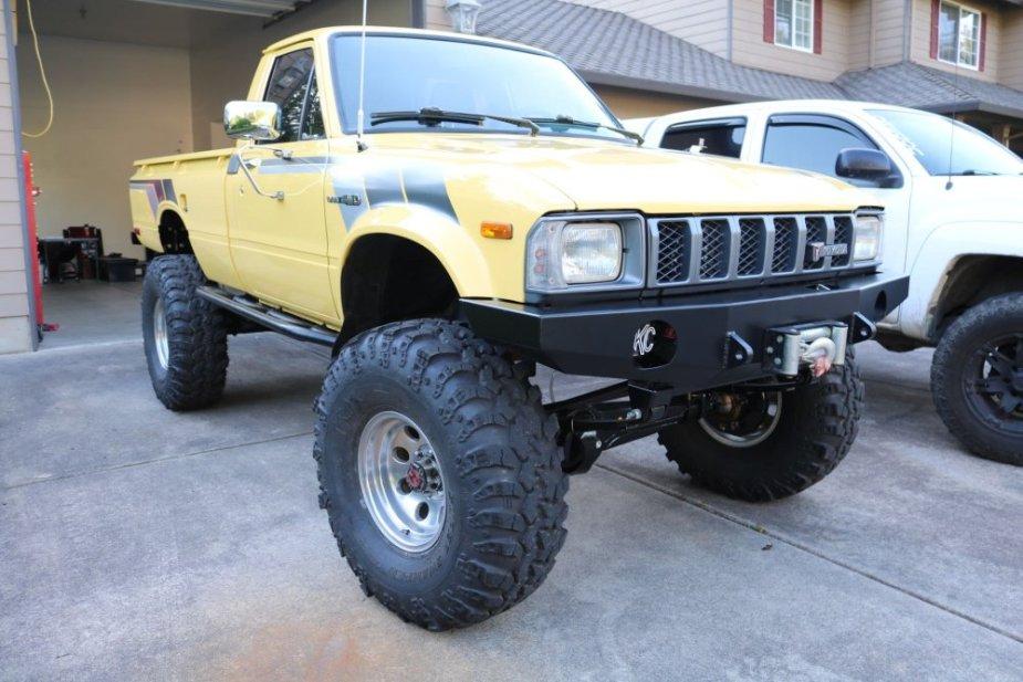 1982 Toyota Longbed Pickup
