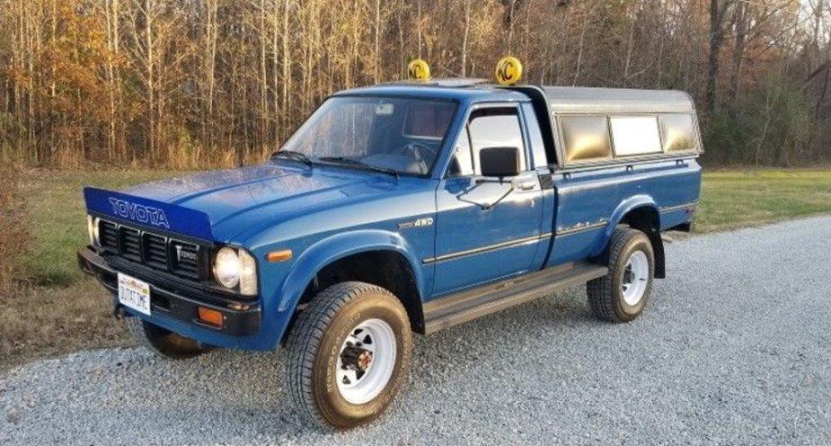 1981 Toyota 4x4 Restored