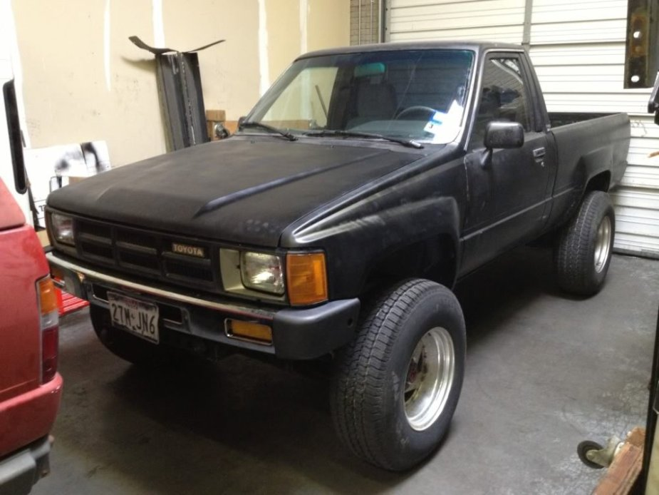 1988 Toyota Pickup Frame Fixed 1