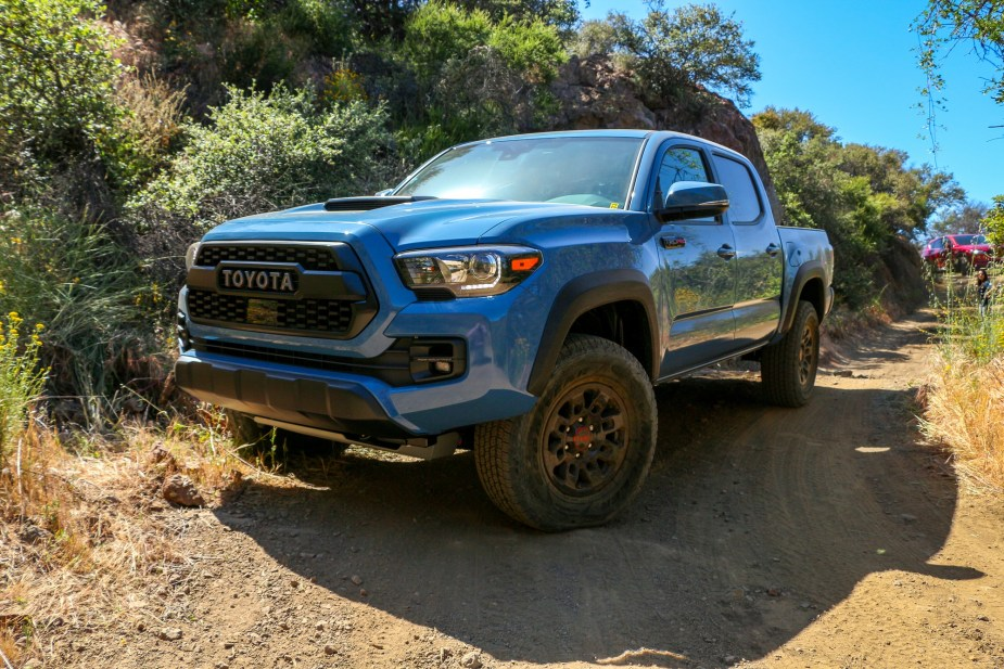 Yotatech.com Quick Drive Review Toyota Tacoma TRD Pro Off-Road