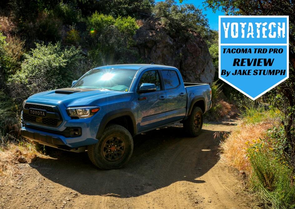 Yotatech com Quick Drive Review Toyota Tacoma TRD Pro Off-Road