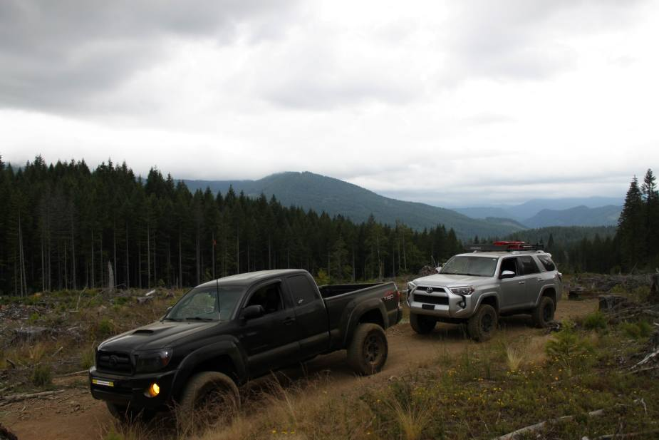 Toyota Tacoma TRD & Toyota 4Runner