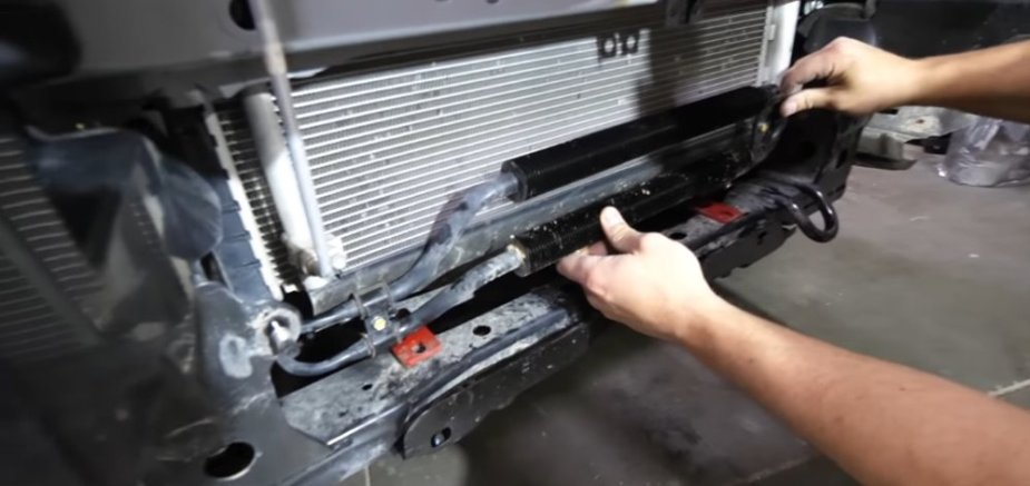 Tacoma Power Steering Cooler