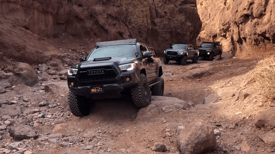 yotatech.com Toyota Tacoma and 4Runner Offroad