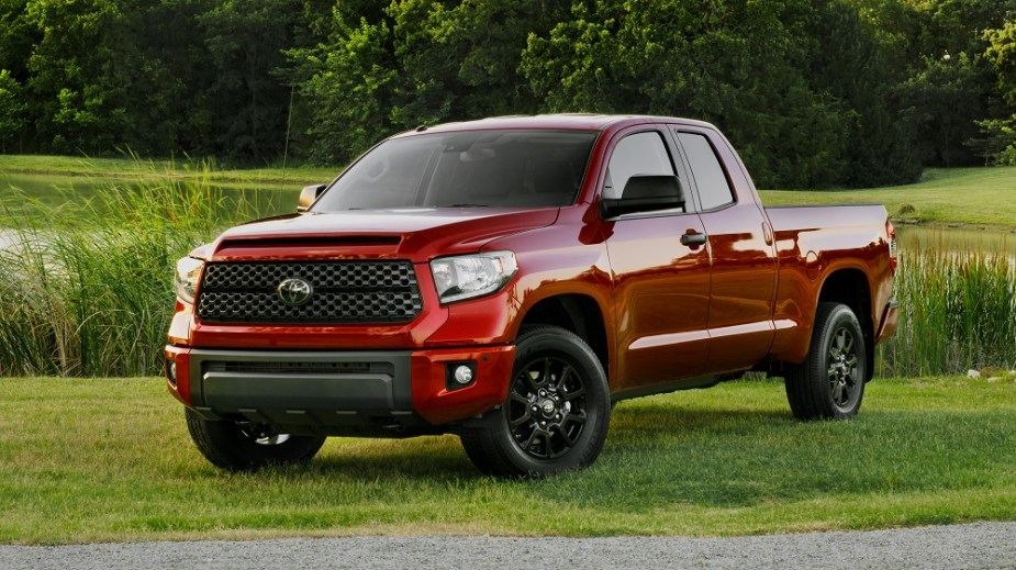 Tundra SX Package