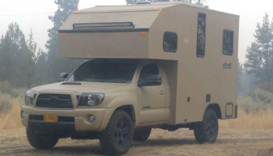 ATC4x4s Toyota Tacoma Camper RV