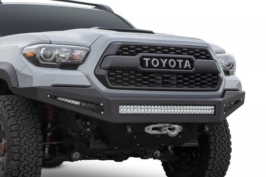 Toyota Tacoma Exterior Mods