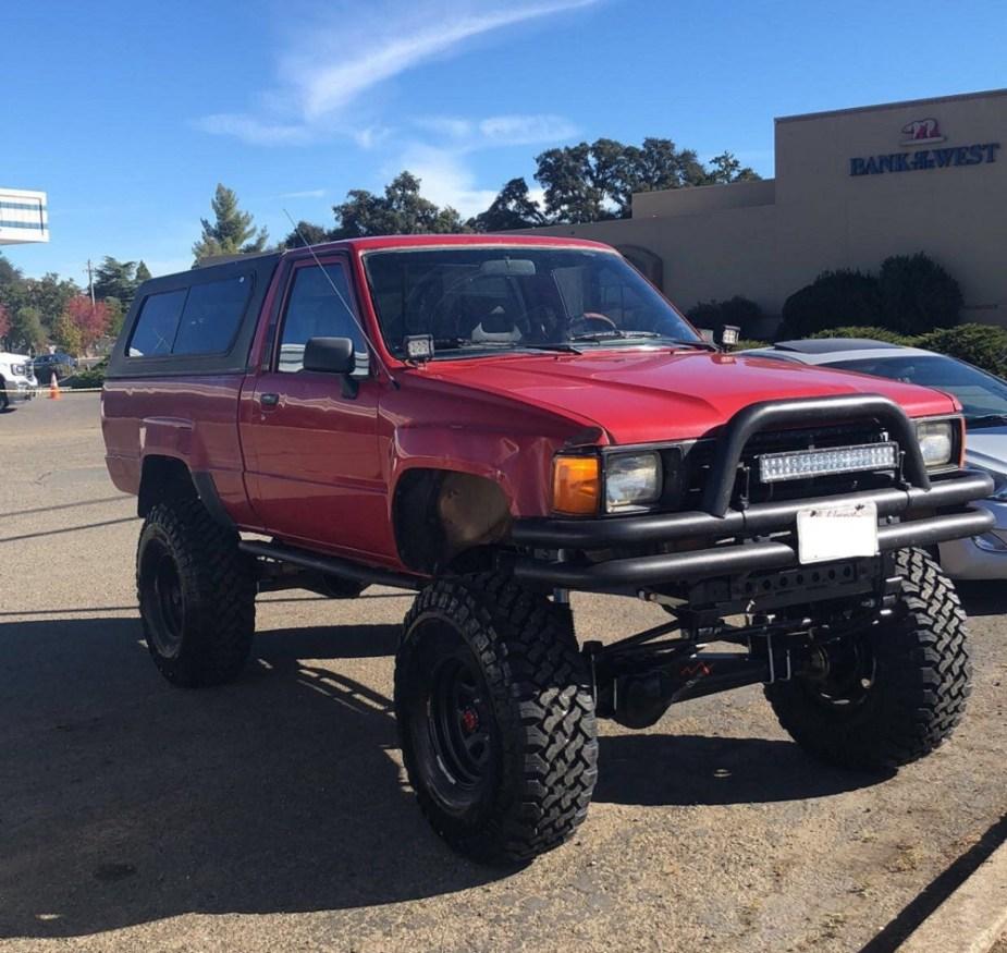 88 Toyota Pickup