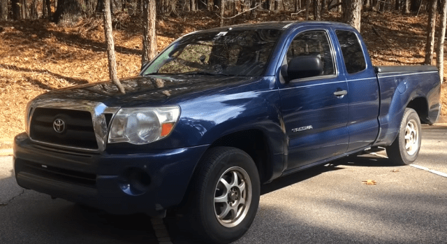 Million Mile Toyota Tacoma