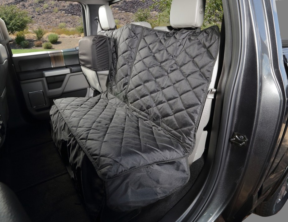 Knines Crew Cab Rear Bench Seat Cover