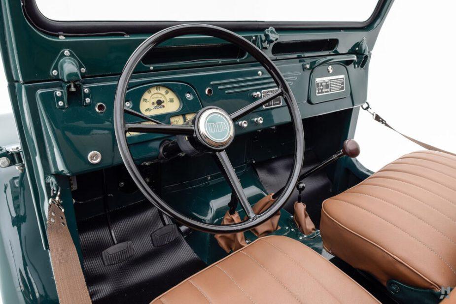 1957 Toyota FJ25 Land Cruiser