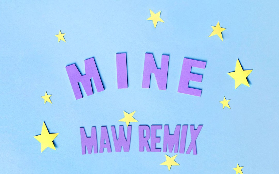 "Maw Revamps Bazzi's Viral Single ""Mine"" with Bouncy Production"