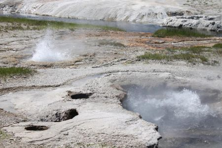 Hotpools and geysers