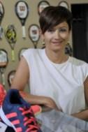 Annalisa Cotogni nel suo negozio