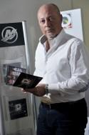 Walter Germini in azienda