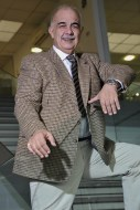 Giancarlo Vitali in azienda