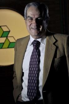 Anselmo Santolini in agenzia